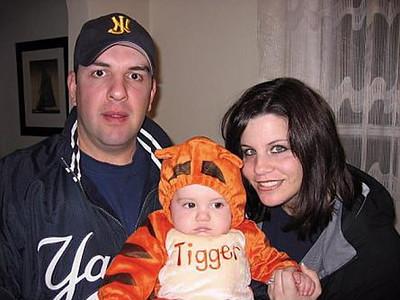 Mr. & Mrs. Peter Gomez - 23 Nov 2003