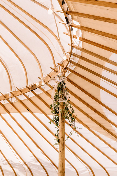34ft Pavilion Yurt