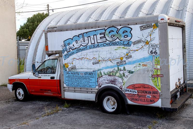 Route 66 Part 1 Chicago, IL to Tulsa, OK