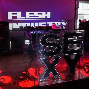 En Esch (KMFDM) - Ghostfeeder - Flesh Industry