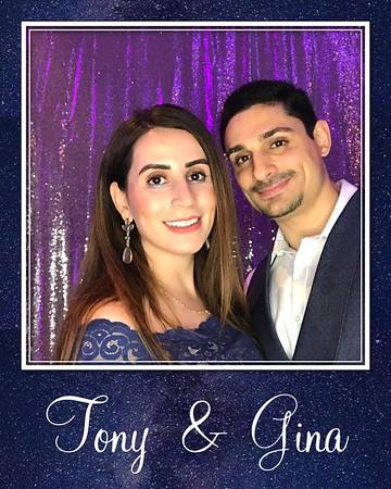 Tony & Gina's Wedding (11/09/19)