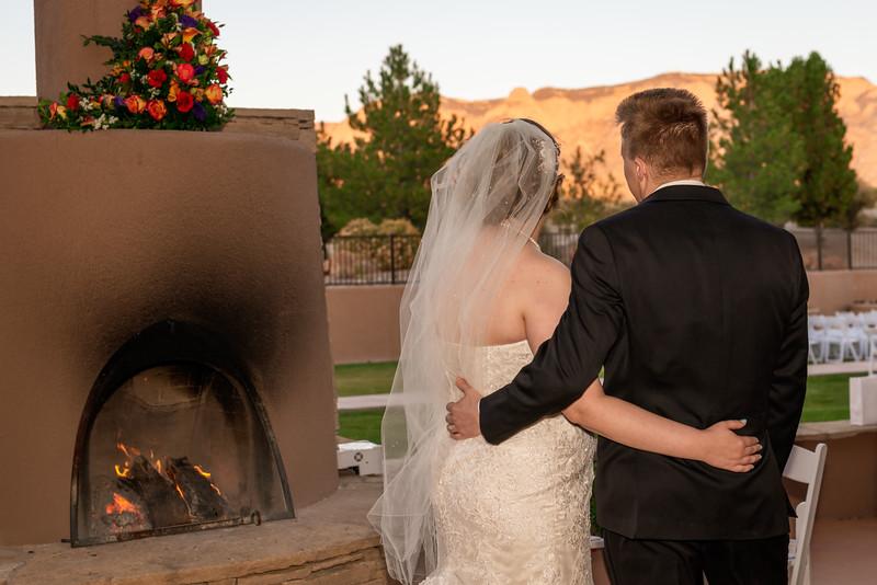 Sandia Hotel Casino New Mexico October Wedding Reception C&C-86.jpg