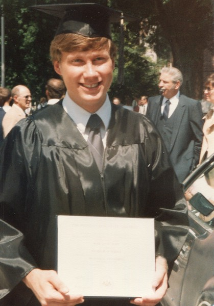 Penn State Graduation picture - thanks Suzanne.