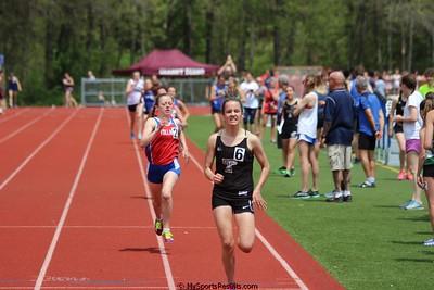 Girls 1600m Run