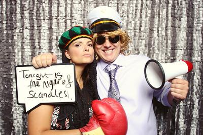 Brad & Victoria