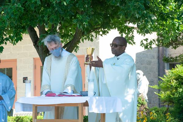 Jun 7 Outdoor Mass