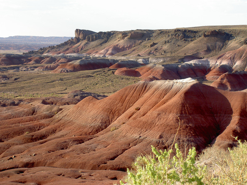 Beautiful Painted Desert