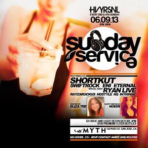 Sunday Service 6.9.2013