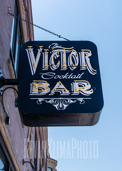 The Victor Bar