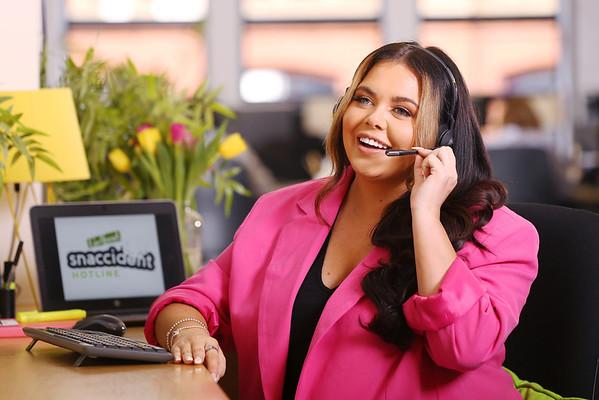 25/1/21 - Scarlett Moffatt - National Snaccident Hotline