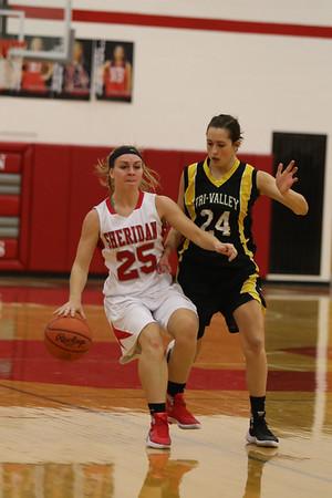 Sheridan vs Tri-Valley Varsity Girls