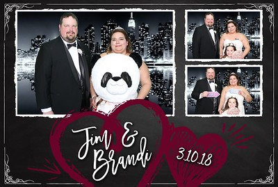 Brandi & Jim's Wedding 3.10.18