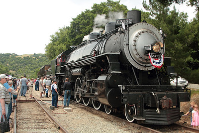 PLA - Southern Pacific 2472 Memorial Day Run