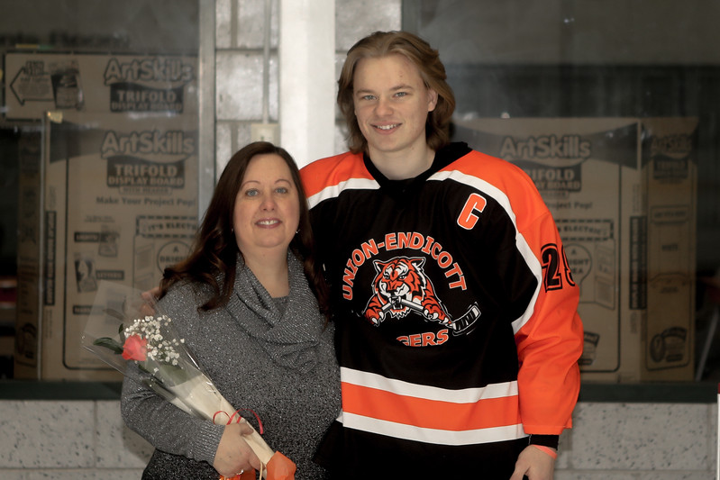 2017 - 18 BCHSHA - All Sr Night Photos
