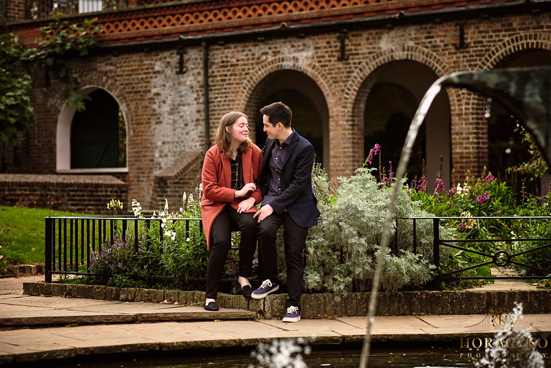 London-secret-proposal