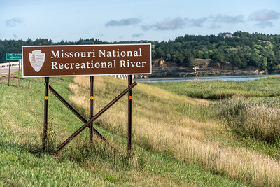 Missouri River National Recreation Area 2017