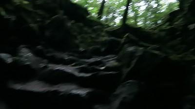 Aokigahara or Jyukaidai Forest cave