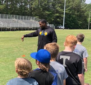 2018 Summer Football Camp