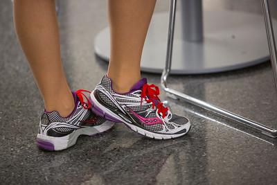 2013 Scientific Sessions - Sneaker Day