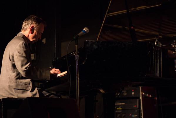 Bill Cunliffe Trio - Gilly's, Dayton Ohio - 12-09-2015