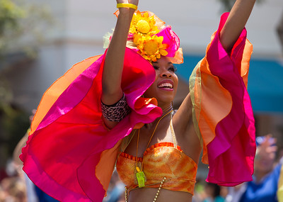 Summer Solstice Parade
