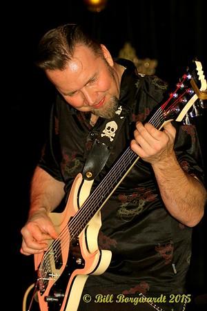 December 12, 2014 - Shane Chisholm at LBs Pub in St Albert