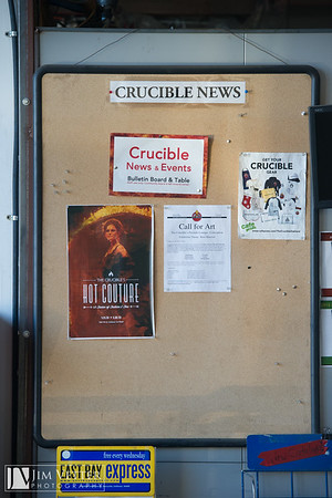 (External) HOT COUTURE at Crucible 1.11.13