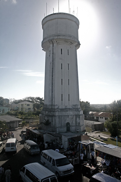 126 ft, Historic Water Tower