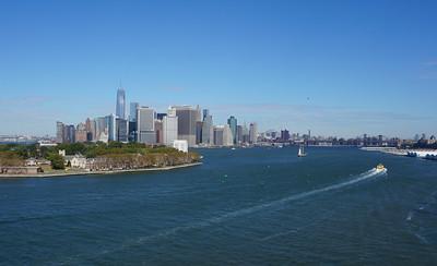 NY Harbor(Brooklyn) 2013