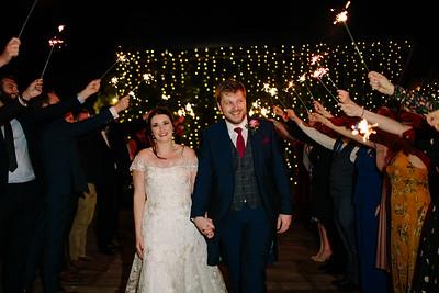 Kristian & Beth's wedding
