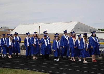 Camanche graduation 2021