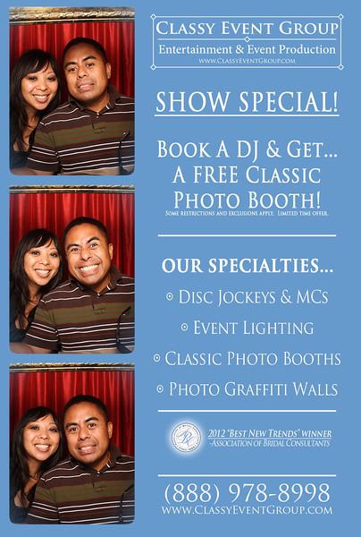 2012-10-14 Wedding Party Bridal Show