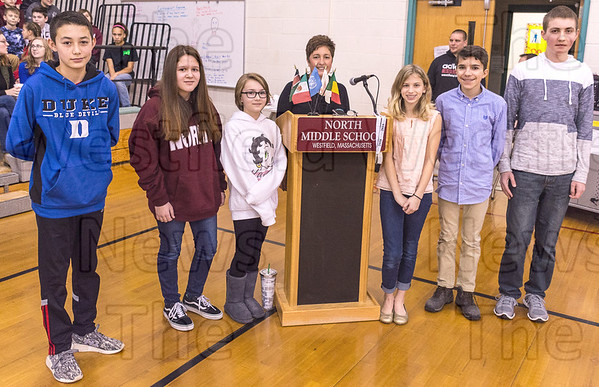 Geography Bee Jan. 12, 2018
