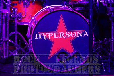 HYPERSONA AT THE GOLD LION IN TITUSVILLE