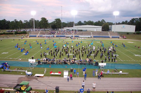FHS Band-St Pauls Game