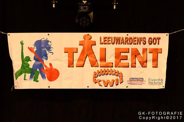 Leeuwarden's Got Talent 2017 by KWIL