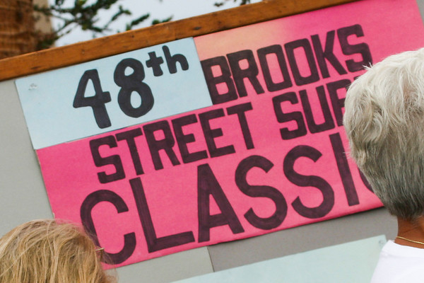 The 48th Brooks St Surf Classic!
