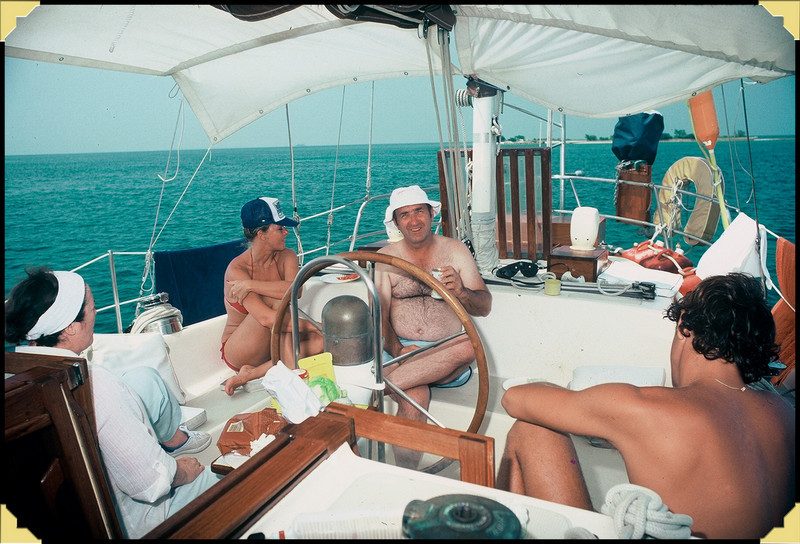 Florida 1981 with Wally Boldt