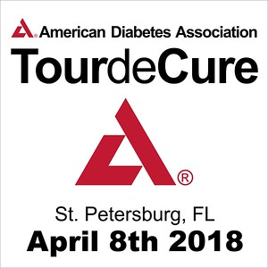 2018.04.08 ADA Tour de Cure - St Petersburg, FL