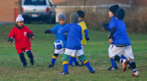 NPD Soccer Oct 22, 2011