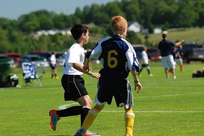 2010 MSA U12 Soccer Petoskey game 1