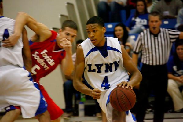 Lynn University Men's Basketball vs Florida Southern, Saturday, January 24th, 7:45pm, 2009