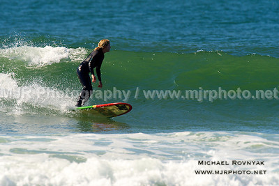 Surfing, Charlotte C, The End, 06.07.14