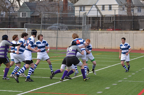 DHS Rugby vs New Rochelle 3-20-13