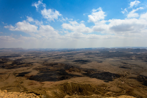 The Ramon Crater
