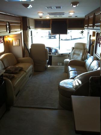 THP Tour Van