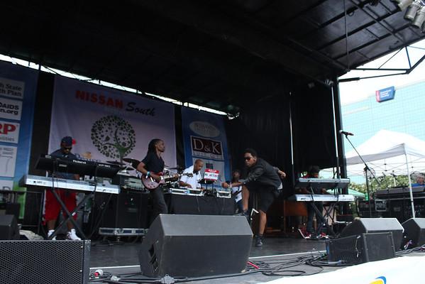 POLA | ATL - Praise in the Park - 8/10/13