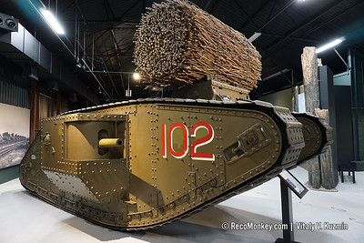 The Tank Museum - Part 1