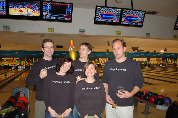 Winter 2013 Tuesday Bowling