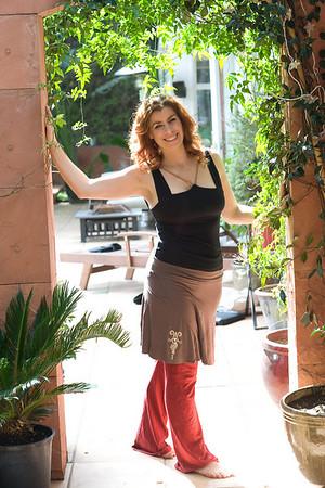 Felicia March Editor shots